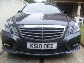 Mercedes Benz E Class for sale located in Islamabad