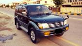 Toyota Prado for sale located in Islamabad