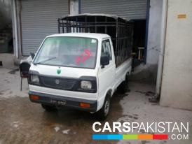 1989, White Suzuki Ravi (Petrol ) For Sale, Islamabad, By: Muhammad Yassir  (Private Seller)