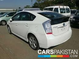 2011, White Toyota Prius (Petrol ) For Sale, Islamabad, By: ali  (Private Seller)