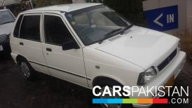 2011, White Suzuki Mehran (Petrol / CNG ) For Sale, Islamabad, By: SALMAN  (Private Seller)
