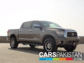 Toyota Tundra Double Cab 4x4 for sale located in Karachi