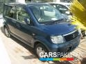 2006, Blue Mitsubishi EK Wagon  For Sale, Unregistered, Registered Number From Karachi