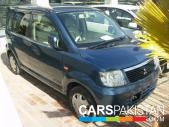 Mitsubishi EK Wagon for sale located in Karachi