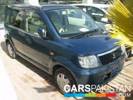2006, Blue Mitsubishi EK Wagon (Petrol ) For Sale, Karachi, By: Sherwani S  (Private Seller)