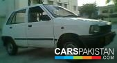 Suzuki Alto for sale located in Karachi