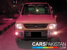 2008, Yellowish Mitsubishi Pajero Mini (Petrol / CNG ) For Sale, Karachi, By: Naeem Raees  (Private Seller)