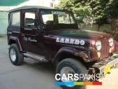 Jeep CJ-7 for sale located in Karachi