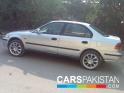 1997, Silver Metallic Honda Civic Exi For Sale, Karachi, Registered Number From Karachi