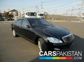 Mercedes Benz S Class for sale located in Karachi
