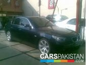 BMW 5 Series for sale located in Karachi