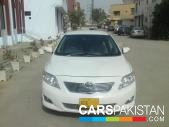 Toyota Altis for sale located in Karachi