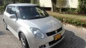 Suzuki Swift for sale located in Karachi