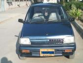 Suzuki Mehran for sale located in Karachi