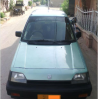 1984, Light Green Honda Civic i-VTEC Manual Transmission For Sale, Karachi, Registered Number From Karachi