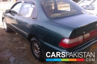 2001 Toyota Corolla For Sale in Karachi