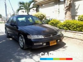 1994, Black Metallic Honda Accord (Petrol / CNG ) For Sale, Karachi, By: Fahad  (Private Seller)
