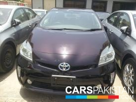 2012, Purple Toyota Prius (Petrol / LPG ) For Sale, Karachi, By: asim  (Private Seller)