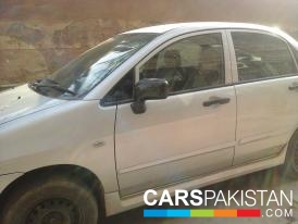 2006, Silver Suzuki Liana (Petrol / CNG ) For Sale, Karachi, By: Farooq  (Private Seller)
