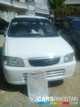 2006, Alpine White Suzuki Others (Petrol / CNG ) For Sale, Karachi, By: Talha  (Private Seller)