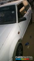 1984, White Daihatsu Charade (CNG/LPG ) For Sale, Karachi, By: wasim  (Private Seller)