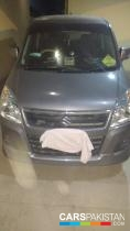2014, Grey Metallic Suzuki Wagenor (Petrol ) For Sale, Karachi, By: Ednan Mamsa  (Private Seller)