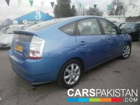 2007, Blue Toyota Prius (Petrol ) For Sale, Lahore, By: ayaaz Khan  (Private Seller)