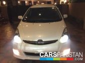 Toyota Wish for sale located in Lahore