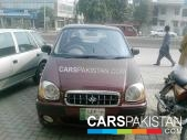 Hyundai Santro for sale located in Lahore