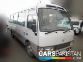 Toyota Coaster for sale located in Lahore