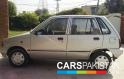 2003, Silky Silver Suzuki Mehran VXR For Sale, Lahore, Registered Number From Lahore