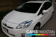 2011 Toyota Prius For Sale in Lahore