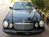 Mercedes Benz E Class for sale located in Lahore