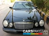 1996 Mercedes Benz E Class For Sale in Lahore