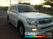 1998 Toyota Land Cruiser For Sale in Lahore