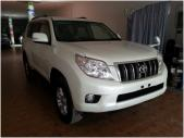 Toyota Land Cruiser for sale located in Lahore
