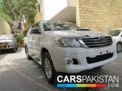 2011 Toyota HILUX (D-CABIN) For Sale in Lahore