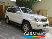 2008 Toyota Prado For Sale in Lahore