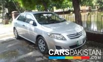 2010 Toyota Corolla For Sale in Lahore