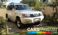 1998 Nissan Patrol For Sale in Lahore