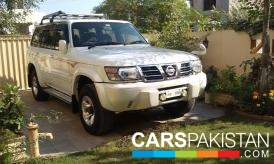1998, Pearl White Nissan Patrol (Petrol ) For Sale, Lahore, By: Zafar  (Private Seller)