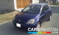1999 Toyota Vitz For Sale in Lahore