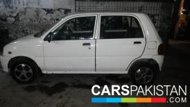 2007, White Daihatsu Cuore (Petrol / CNG ) For Sale, Lahore, By: Muhammad Aurangzaib  (Private Seller)