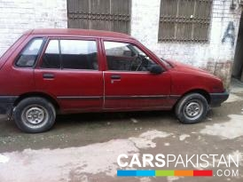 1993, Red Suzuki Khyber (Petrol ) For Sale, Lahore, By: Saleem  (Private Seller)