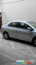 2006, Brand New, Silver Toyota Belta (Petrol ) For Sale, Lahore, By: malik  (Private Seller)