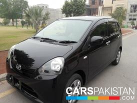 2012, Pearl Black Daihatsu Mira (Petrol ) For Sale, Lahore, By: Atif Iqbal  (Private Seller)