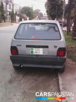 2012, Blue Metallic Fiat UNO (Diesel ) For Sale, Lahore, By: Farooq Saeed  (Private Seller)