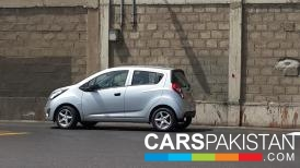 2013, Silver Chevrolet Spark (Petrol ) For Sale, Lahore, By: Murtaza Faisal  (Private Seller)