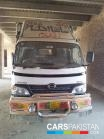 Hino 300 for sale located in Mianwali