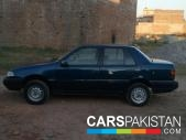 Hyundai Excel for sale located in Peshawar